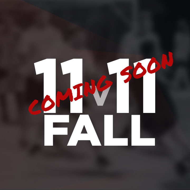 11 v 11 Fall 2021